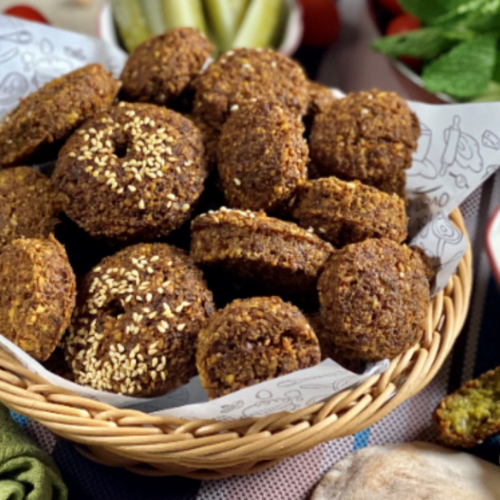 Falafel by Chef Ali Sayed